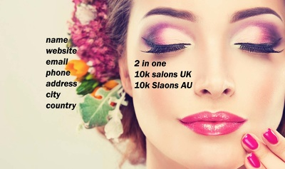 Provide you Business leads for Beauty Products