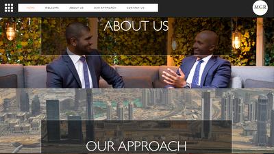 Quality Website &  Design including FREE HOSTING