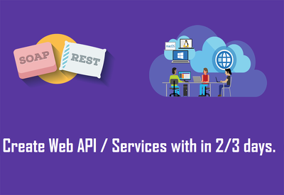 Create Web API And Web Service Implementation
