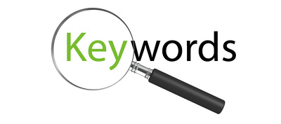 Provide KEYWORDS SEARCH Tracking only with GOOGLE ANALYTICS
