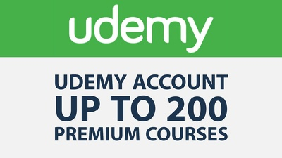 Add Up To 200 Premium Courses To Your Udemy Account