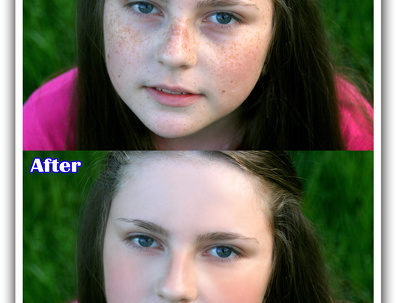 Professionally retouch your photo. Edit and enhance 10 images.