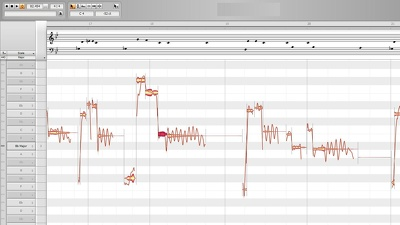 Tune pitch of your vocal at your recorded track,