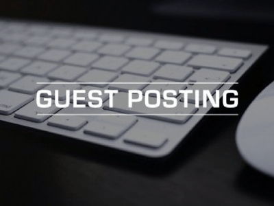 Guest posting on the digital marketing website.