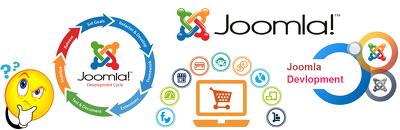 Create 5 page website using Joomla