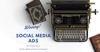 Write you a winning Social Media Ad for your business for only