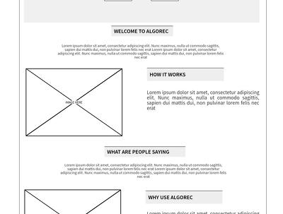Create MOCKUP[UX] Designs for website or web/mobile application