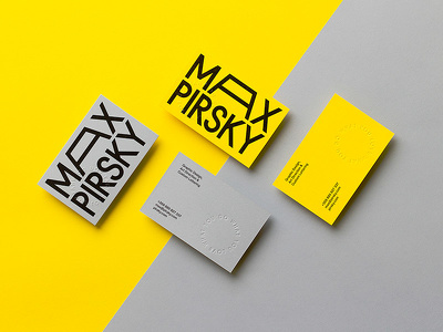Design Minimalist Business Card with unlimited revisions