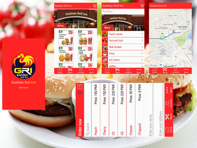 Design Responsive iPhone/Android mobile app screens with unlimited revisions