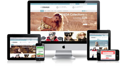 Design & Create Responsive 5 page Website to Grow Your Business Online