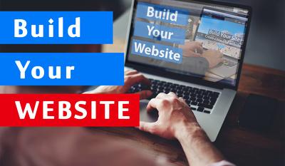 Design & develop responsive, fast loading & SEO friendly Website