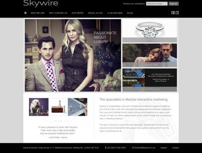 Design a Slick PSD Home or Landing Page