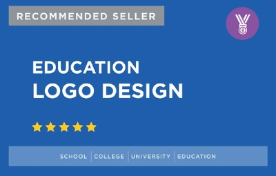 Do School, College, University Or Education Logo Design