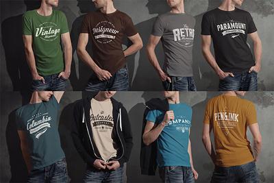 Design amazing custom t shirt for u