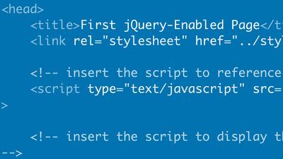 Create a jQuery tweak