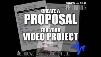 Create a Proposal for your Video Project