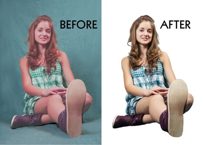 Remove background of your any  picture very fast & clean