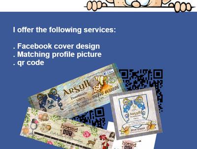 Design your facebook cover
