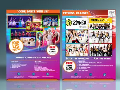 Design Flyer for print or social media ad