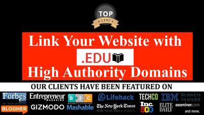 Make Edu Anchor Profile Backlinks, Anchor Text In Bio