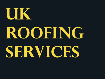 Give you UK roofing services list