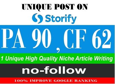 Write And Publish Post Your Story On Storify With High Pa 90