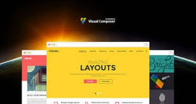 Design WordPress page by visual composer or fusion builder