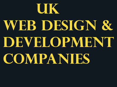 Create a contact list about UK Web Design & Development
