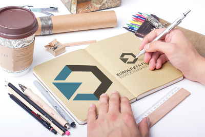 Design awesome Logo to represent your business.