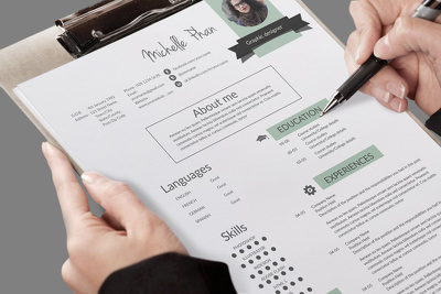 Improve your resume or Create new stunning one