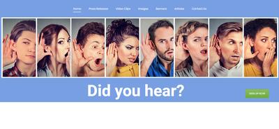 Build you a responsive, modern, SEO optimized website