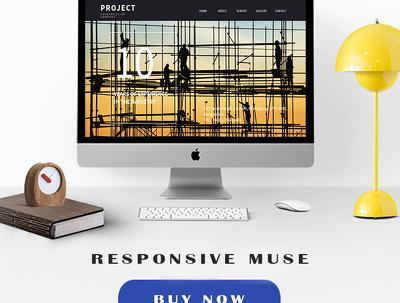 Build construction company website