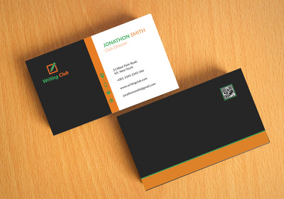 Design you a awesome Business Card
