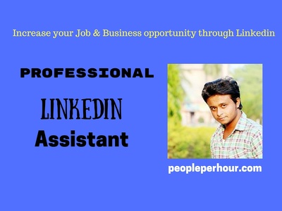 Increase your Job & Business opportunity through Linkedin