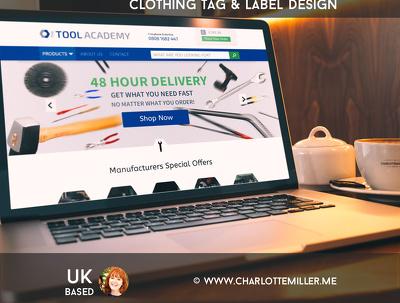Design eye catching responsive website mock ups
