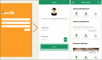 Customize Moodle App For Android And Ios