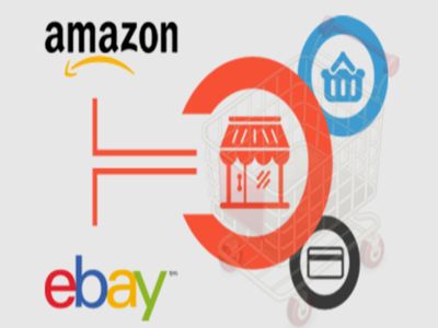 Do Amazon and Ebay listings and can deal with the suspended accounts