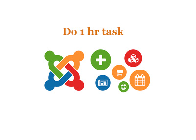 Do 1hr Joomla task