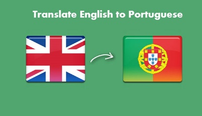 Translate Portuguese to English and English to Portuguese.