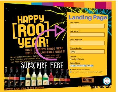 Design/making awesome Responsive Landing page