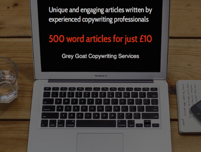 Write you a unique and engaging 500 word article