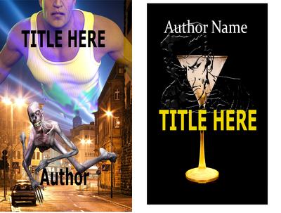 Create an ebook/book cover