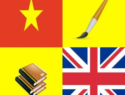 Translate English to Vietnamese and vice versa