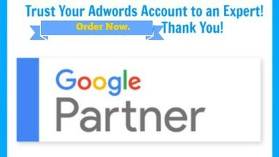 Google Adwords Account Management with 5 Weeks Support