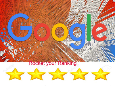 Add 20 google reviews for increase you web ranking