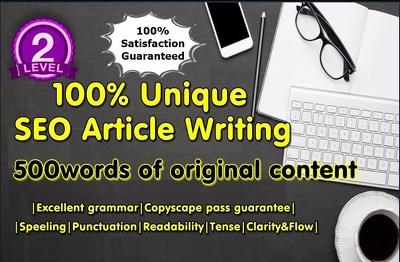 Write Your Perfect Article on any topic