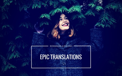 Translate to/from Romanian-English, English-Romanian - up to 2000 words