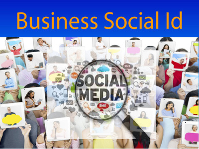 Research 500 social media id of small business owners
