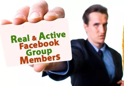 Add 5000 Active Member For Your Group