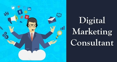 Your Digital Marketing Consultant For 1 Hour